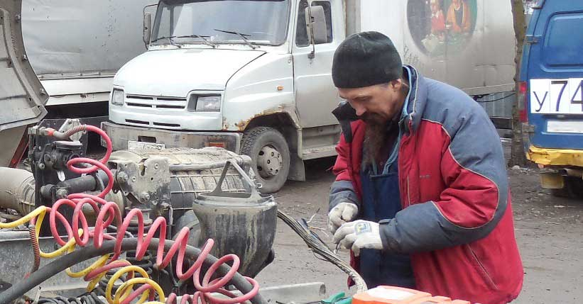 вакансия автоэлектрик в вольво москва