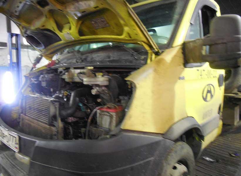 Замена бензинового двигателя на дизельный | Форум ЗиЛ 131.