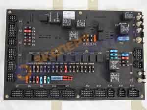 бск-4 монтажный блок реле и