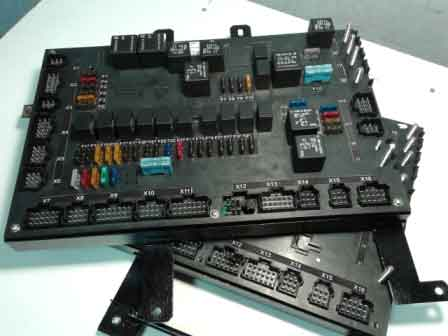 Ремонт монтажного блока БСК-4