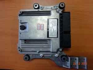 ЭБУ двигателя SHACMAN euro 4