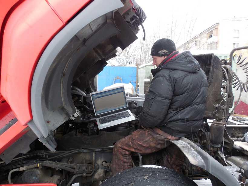 расценки автоэлектрика грузовых машин