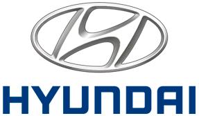 Логотип Хендай большой