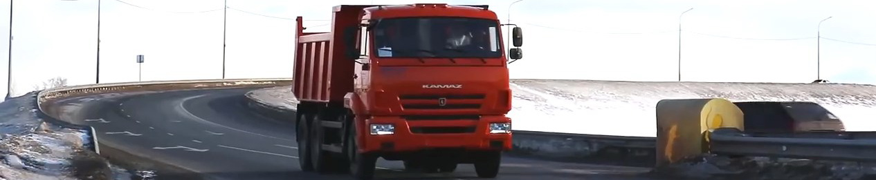 Камаз с двигателем Камминз