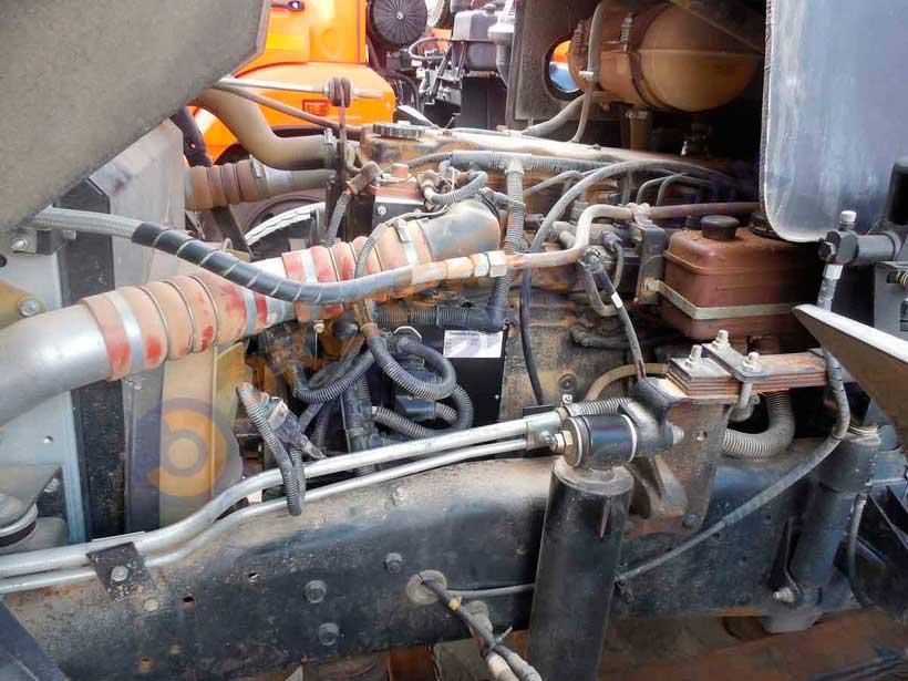 двигателем Камминз не реагирует на газ