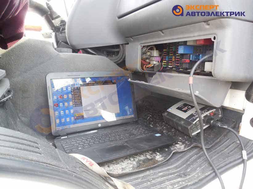 Компьютерная диагностика Форд Карго в Москве и Московской области