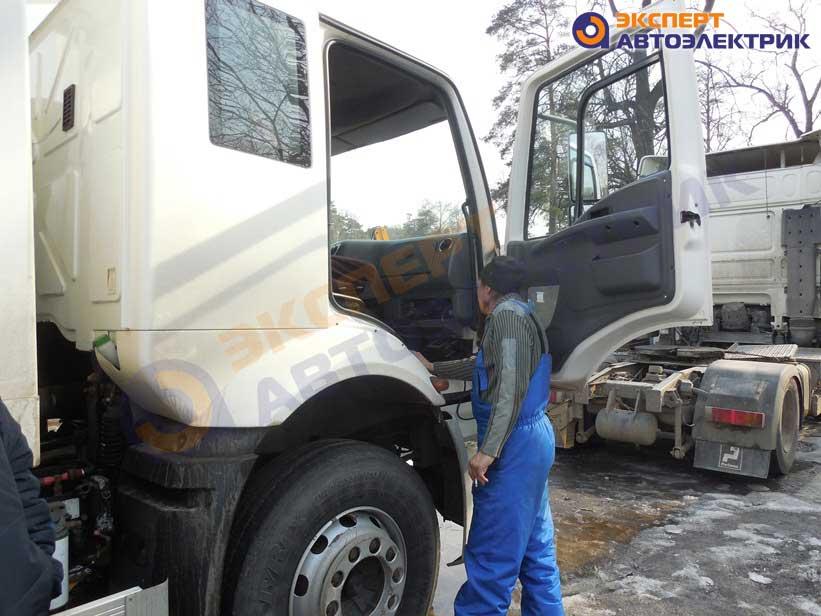 Автоэлектрик по ремонту Форд Карго в Москве и Московской области
