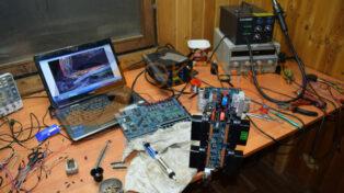 Ремонт электронного блока управления спецтехники
