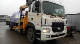 HYUNDAI HD-170