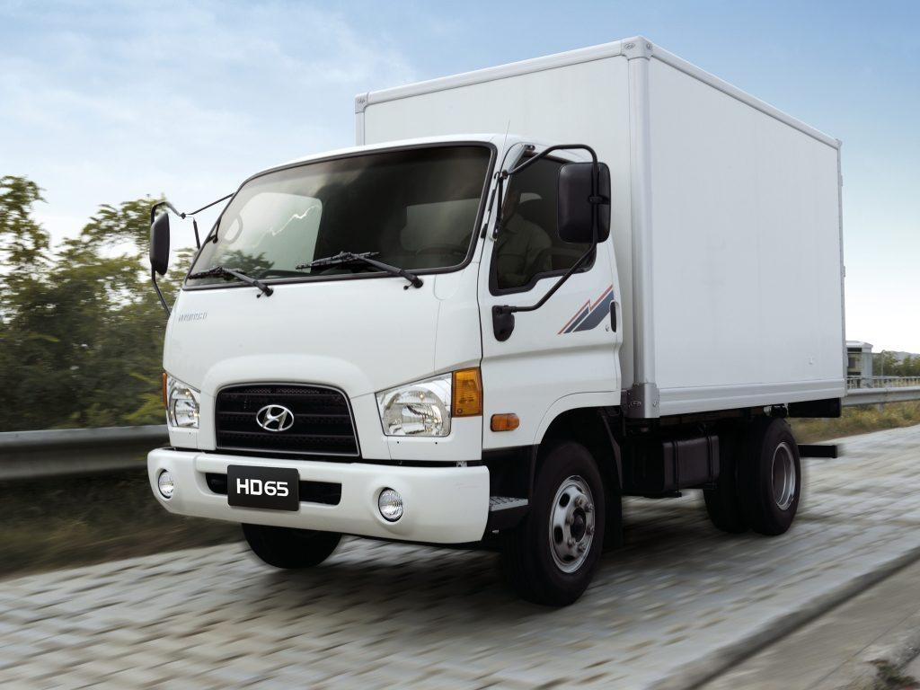 грузовой автомобиль Хендай ШД-78