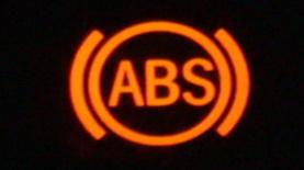 Горит ошибка АБС грузовой автомобиля