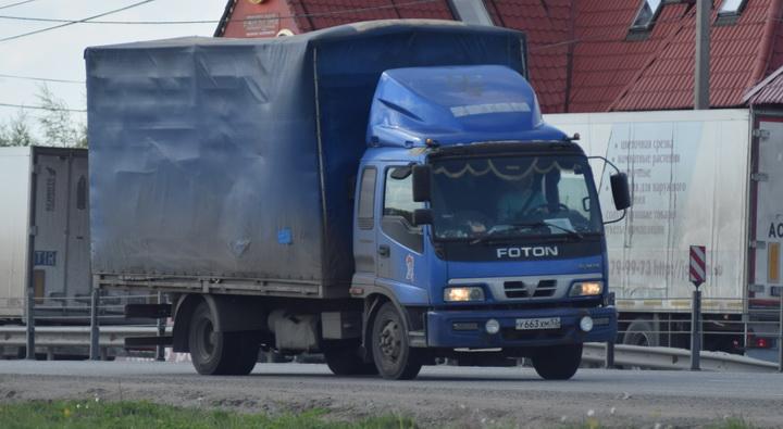 не заводится двигатель грузовика Фотон
