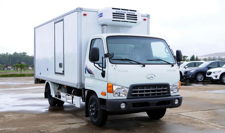 Автоэлектрик с выездом - Hyundai HD-72