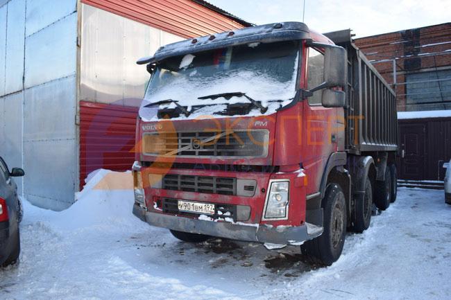 Диагностика грузовиков Volvo