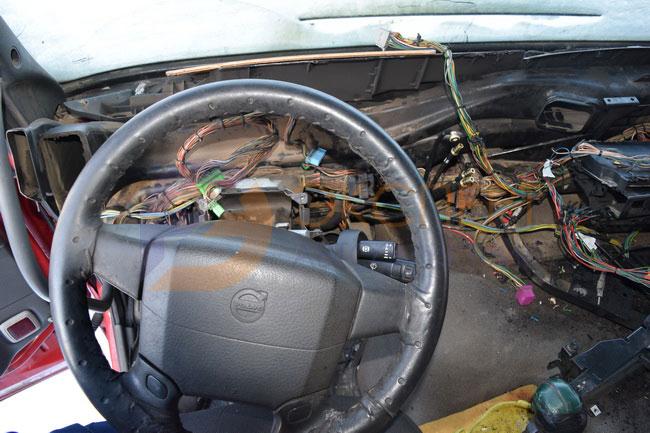 Ремонт и замена электропроводки грузовых автомобилей Вольво