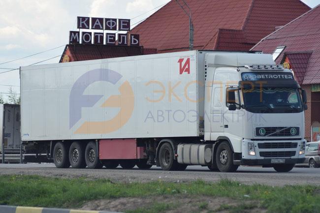 Диагностика и ремонт электрики грузовых автомобилей Вольво
