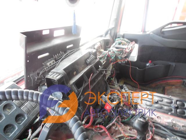 Ремонт подторпедной электропроводки Ивеко