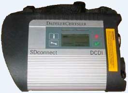 Диагностический сканер SDconnect Mercedes
