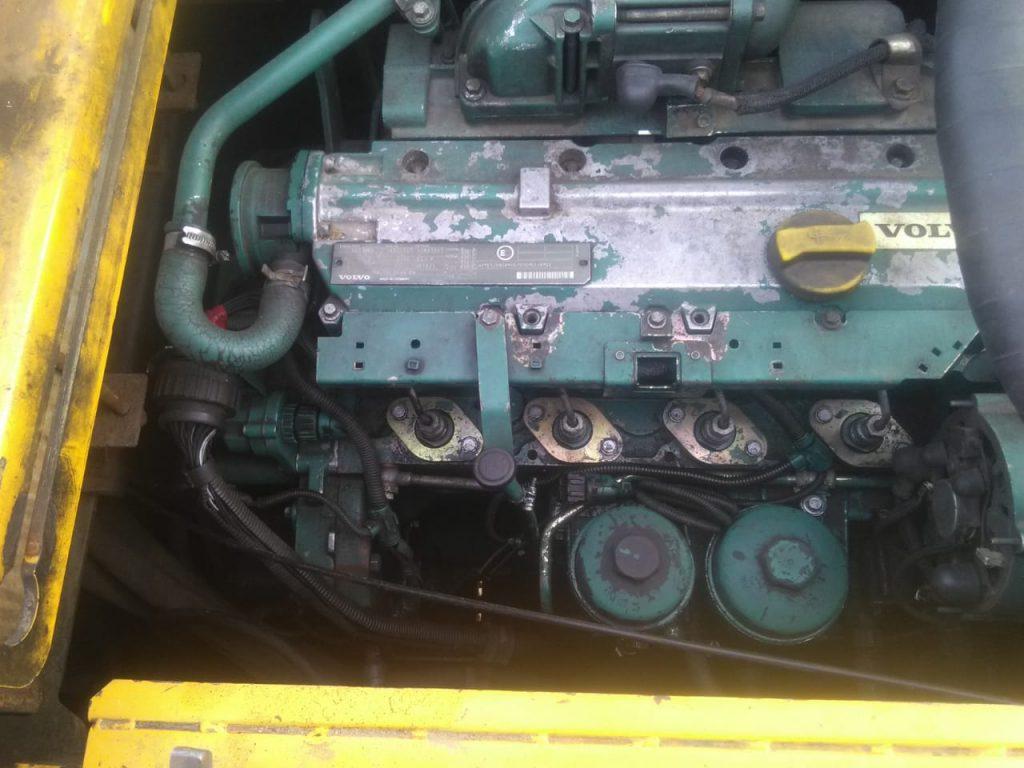 двигатель вольво